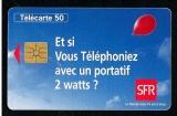 France - F590 - 50 unités - SFR année 1995
