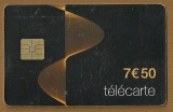 Télécarte - Phone card - Carte cabine - Torsade - Verso blanc - Date de validité 31/12/2011.