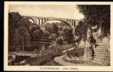 miniature CARTE POSTALE LUXEMBOURG - Pont Adolphe (ED. W. CAPUS N°108) 1930