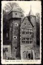 miniature CARTE POSTALE TROOZ - Le Vieux Château de la Fenderie daté de 1652 (voir cachet et T Taxe au dos)