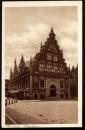 miniature CARTE POSTALE PAYS-BAS - HAARLEM VLEESCHHAL - (Weenenk & Snel)