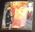 GB 2009 Firefighting 90p YT 3181