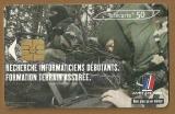 Télécarte - Phone card - F 1270 - 03/03 - Gem 2 - 50 u - Armée de terre 1.