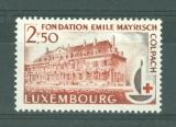 miniature Luxembourg - 1963 - Centenaire Croix Rouge Internationale - n° 632 - Neuf **