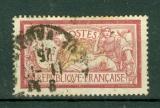 miniature France - 1900 - Type Merson - n° 121 - Oblitéré
