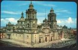 miniature MEXICO MEXIQUE : La Cathédrale de Mexico