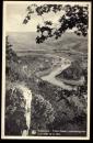miniature LUXEMBOURG - LUXEMBURG - Echternach - Vallée de la Sûre ( circulée en 1952 ? avec timbre )