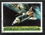 République Centrafricaine - n° 449 (oblitéré) Conquète de l'espace