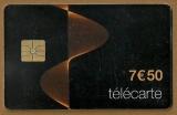 Télécarte - Phone card - Carte cabine - Torsade - Date de validité 31/07/2012.