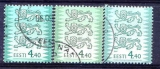 miniature Estonie Armoirie 4.40k varietes