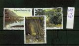 miniature Polynésie 459 461 1994 paysages neufs**TB MNH cote 3.7