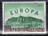 miniature Saint-Marin 1961 - Europa ** (g1016)