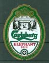 Etiquettes de Bière - Danemark - Carlsberg - Copenhagen