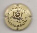 Capsule du champagne  PARMENTIER  RIGAULT   Chamery  parfait état