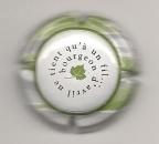 Capsule du champagne  génerique N° 815 d  AVRIL  cercle vert  parfait état