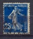 miniature France 1907 - Unificato N° 140