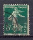 miniature France 1907 - Unificato N° 137