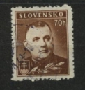 miniature Slovaquie 1939 / 44 - Scott N° 43 A