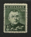 miniature Slovaquie 1939 / 44 - Scott N° 43