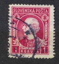 miniature Slovaquie 1939 - Scott N° 31