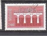 miniature FRANCE N°  2309 ° EUROPA 1984