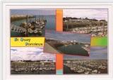 miniature cpm 22 Saint Quay Portrieux , multivues , non voyagée