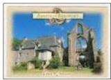 miniature cpm 22 Beauport , l'abbaye ,  non voyagée