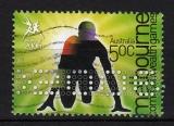 Australie - 2006 - n°2414 (YT) Jeux du Commonwealth 2006 à Melbourne  (O)