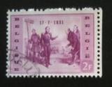 miniature Belgique 1957 YT 1021