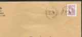 France Timbre Beaujard 50g  sur lettre entière
