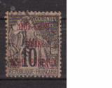 miniature INDOCHINE     N  °   COLIS POSTAUX    1     ( 2 )               OBLITERE