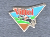 PIN'S VITTEL (GOLFEUR)