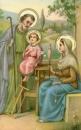miniature LA SAINTE FAMILLE ( I10)
