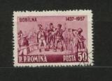 miniature Roumanie 1957 - Scott  N° 1192