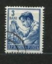 miniature Roumanie 1955 / 56 - Scott N° 1024