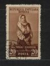 miniature Roumanie 1953 - Scott N° 929