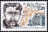 miniature Saint-Pierre et Miquelon 1988 Dr Louis Thomas, photographe 1887-1976 - Y&T 488 **