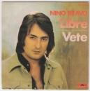miniature DISQUE VINYLE 45 TOURS NINO BRAVO - LIBRE