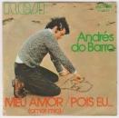 miniature DISQUE VINYLE 45 TOURS ANDRES DO BARRO - MEU AMOR (AMOR MIO)