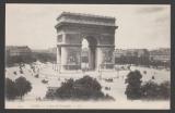miniature CPA PARIS - L'ARC-DE-TRIOMPHE