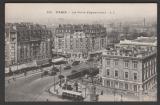 miniature CPA PARIS - LA PORTE CLIGNANCOURT