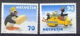 miniature Suisse 1999 YT ???? Neuf** Pingouins de la poste