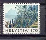 miniature Suisse 1998 Neuf** Peinture paysage