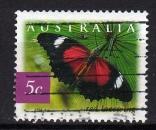Australie - 2004 - n°2197 (YT) Faune australienne : papillons  (O)