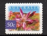 Australie - 2003 - n° 2089 (YT) Nature australienne : fleur du désert      (O)