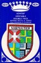 France 85 Noirmoutier - Blason adhésif double face sur carte postale