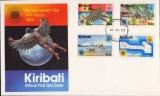 miniature Kiribati 1983 Journée du Commonwealth / Commonwealth Day (EPJ / FDC) - Y&T 96/99