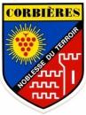 France 11 1990 Aude Autocollant adhésif Corbières noblesse du terroir