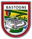 Belgique Bastogne 2003 - Blason adhésif du Mémorial du Mardasson