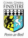 miniature France 29 Finistère - Autocollant Conseil Général Finistère - Penn-ar-Bed